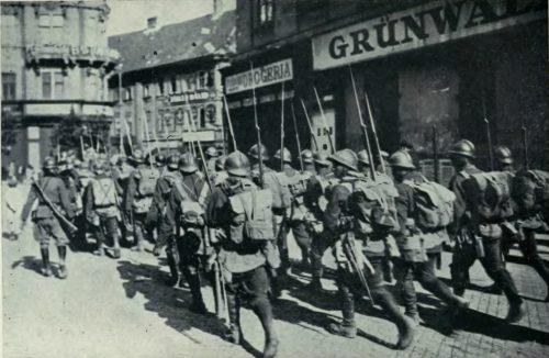 Budapest román megszállása 1919