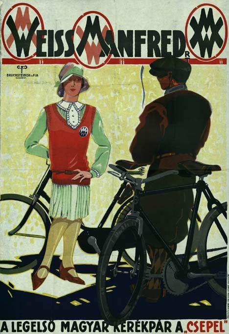 Csepel kerékpárgyártásának 90 éve